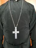 Хрест протоієрейський священичий нагрудний наперсний для священиків Стрий
