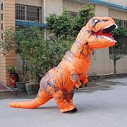 Новый надувной костюм динозавра для взрослого T-REX (Тиранозавр) Кременчук