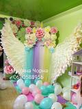 Квіткові фотозони та ростові квіти на весілля, дні народження та ювілеї!!!! Тернопіль
