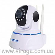 Hiseeu 1080 P ip-камера бездротова домашня охоронна ip-камера відеоспостереження Wifi Канів