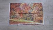 Картина на стену Осень ,картинка Київ