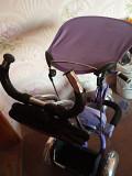 Продам велосипед детский с родительской ручкой.. Ніжин