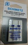 Иглы Schmetz zwillings-stretch-nadel-stretch 2 шт. Львів