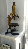 Старинный микроскоп C.REICHERT WIEN Харків