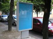 Наружная реклама. Создание, изготовление и размещение Київ