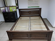 Нове букове ліжко з масиву 160*200 см. Львів