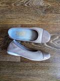 Туфлі кожані для дівчинки, р-31 Гадяч