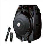 Портативная акустическая система AKAI SS023A-X10 Черный (28643) Київ