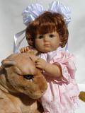 Лапушка- кукла- лялька- куколка 50 см. Одеса