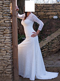 Продам красивое свадебное платье Херсон