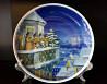 Продам Рождественские, фарфоровые, декоративные, немецкие тарелки. Одеса
