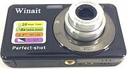 Winait DC-600 цифровая камера, 20Mp, 8-х оптический зум Київ