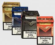 Продажа сигарет Marshall Power, Classic, Ultra,Gold Duty Free опт Київ
