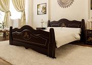 """Ліжко дерев""""яне 160/200+безкоштовна доставка Червоноград"""