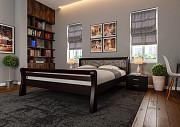 """Дерев""""яні ліжка з ковкою Червоноград"""