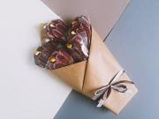Імбирні пряники. Крокуси. Оригінальний букет квітів. Самбор