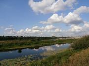 Участок в Зазимье 25 соток возле р. Десна под строительство в 10 км от Киева Бровари