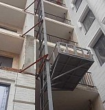 Высотные строительные подъемники до 200м Киев