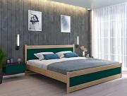 Ліжка двоспальні з масиву бука Червоноград