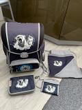 Красивый ортопедический школьный рюкзак 4 в 1 Дніпро