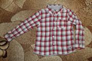 Рубашка в клетку Chicco на рост 104 или возраст 4 года Харків