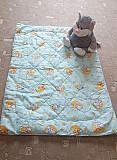 Детское тёплое одеяло. Размер 100 см на 135 см Київ