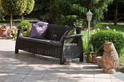 Набор садовой мебели Keter Corfu Love Seat Max Ужгород