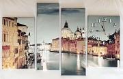 Картина модульная Венеция Гранд канал 114*75 см Николаев