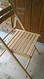 Складні стільця, складной стул, крісла Борщів