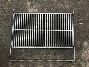 Чугунная решетка гриль bbq grill для мангала и барбекю 66.4х33.7 см. Київ