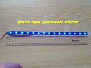 Светодиодная подсветка салона авто Синяя Київ