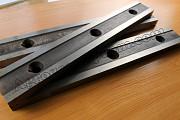 Ножи для гильотины, ножи гильотинные, ножи пресс-ножниц Днепр