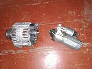 Генератор 231000027R Стартер 233003329R Renault Megane Scenic 1.5 dci Valeo Жашків
