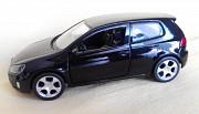 авто Volkswagen Golf GTI - чёрный Харків