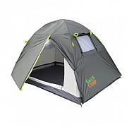 Палатка 2-х местная GreenCamp 1001 Харків