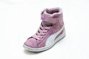 Ботинки Puma Vikky Mid. Стелька 17, 5 см Нетішин