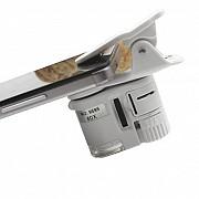 Универсальный микроскоп 60Х, объектив, монокуляр 2 в 1 с подсветкой Київ