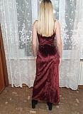 Платье вечернее, шикарное, праздничное, длинное. Размер S, М. Київ