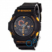 Casio GA-300 Black/Orange