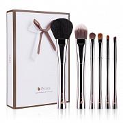 Подарочный набор кистей для макияжа DUcare Luxury Brush Set - 6 pc Київ