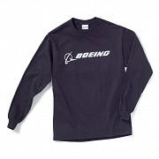 Реглан Boeing Long Slv Signature T-shirt (navy) Київ