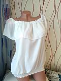 Новая красивенная блуза с воланом Кропивницький