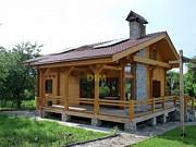 Дерев'яні будинки для проживання, заміські котеджі, альтанки, бані Яворів