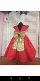 Сукня червоного кольору Копичинці