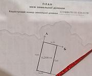 Продам участок под застройку,с.Сеньковка, угловой, 25сот Бориспіль