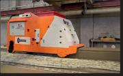 Формовочная машина для производства плит перекрытия/панелей ЖБИ, Rezimart Испания Харків