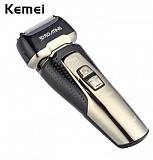 Электробритва Kemei KM-1531, 3 головки + триммер Київ