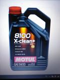 Масло моторне Motul 5w30 X-Clean+\X-Clean FE та інші Володимир-Волинський