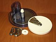 Насадка овощерезка-шинковка для кухонных комбайнов Мрия 2 и Мрия 2м. Днепр