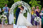 Свадебные арки для выездной церемонии.Житомир. Житомирская область Житомир